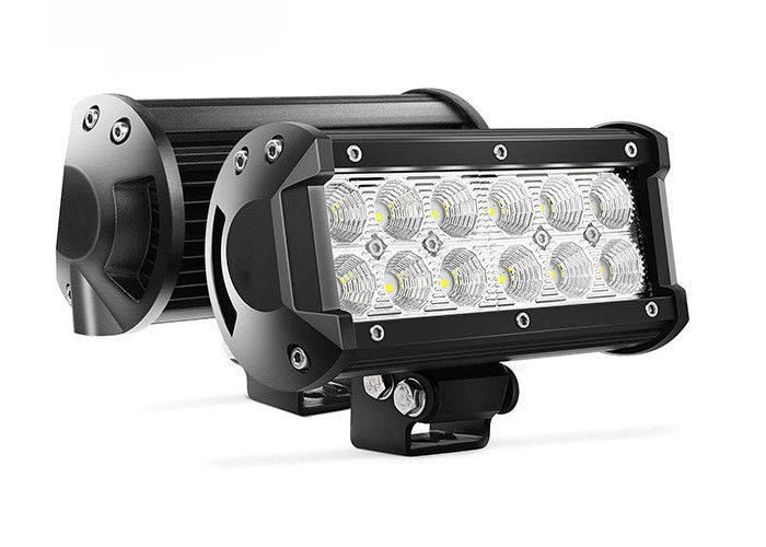 4 Inch Dual Row LED Driving Light Bar , High Power LED Driving Lights
